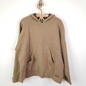 Burton wool hoodie sweater sweatshirt